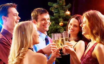 """The """"Big-Little"""" Holiday Party Package for Small Businesses"""